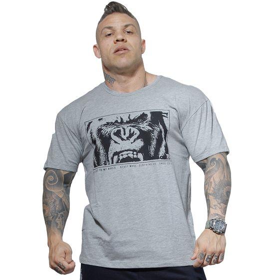 Camiseta-King